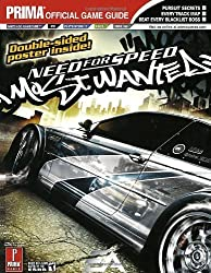 Need for Speed: Most Wanted (Prima Official Game Guide) by Brad Anthony (2005-11-22)