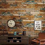 3d - brick - tapete, antiken stein, stein, tapeten, retro - restaurant, china - restaurant,981102 blauen stein,tapete nur