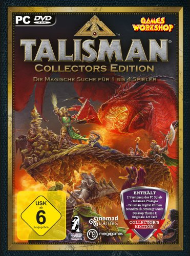 Talisman Collector's Digital Edition [Importación Alemana]