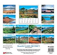 Large Lake District Calendar 2018