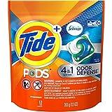Tide Pods 4 in 1 Odor Defense Febreze, A...