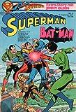 Superman Batman Comic Großband Ehapa # 19 - 1977 (Superman) -