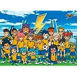 300-L339 Inazuma Eleven GO 300 Large piece of Raimon soccer club (japan import)