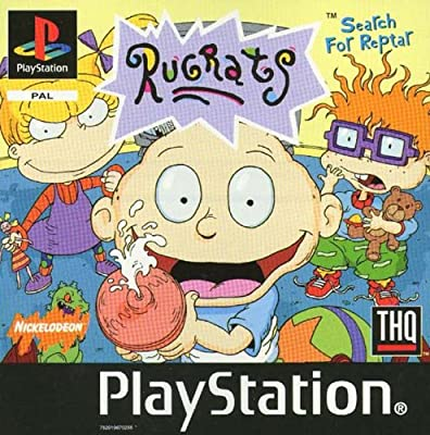 Rugrats: Search for Reptar by THQ