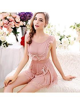 XYZHF**El sabor de ropa interior Camareras de uniforme de camarera tentación y BUSTIERS extrema tentación dos...