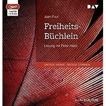 Freiheits-Büchlein: Lesung mit Peter Matić (1 mp3-CD)