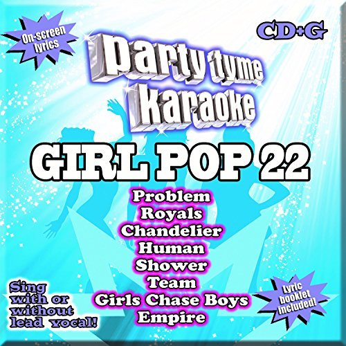 Party Tyme Karaoke - Girl Pop 22 [8+8 Song CD+G] by Various Artists (2014-09-30)