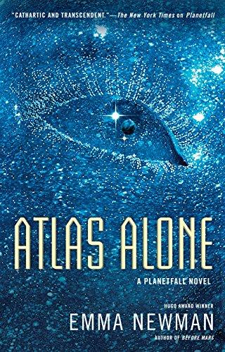 Atlas Alone (A Planetfall Novel Book 4) (English Edition)