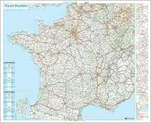 France. 1/1 000 000 édition 2012 - Blay-Foldex