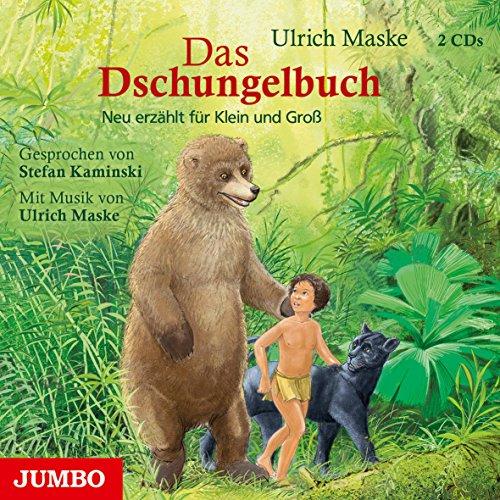 dschungelbuch hoerbuch Das Dschungelbuch: Neu erzählt für Klein und Groß