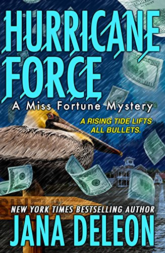 Hurricane Force (A Miss Fortune Mystery Book 7) (English Edition) Hurricane Set