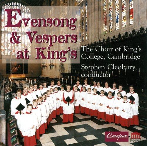 Preisvergleich Produktbild Evensong & Vespers at Kings
