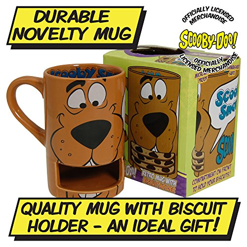 Scooby-Doo Mug, Biscuit Holder