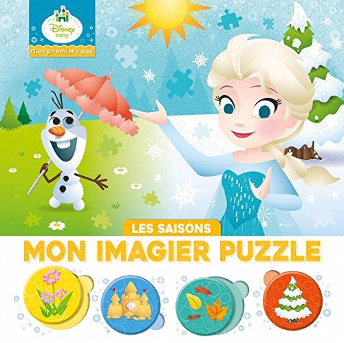 Disney Baby, mon imagier puzzle les saisons