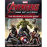 Marvel's Avengers: Age of Ultron: The Reusable Sticker Book