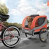 Happypet Fahrrad-Anhänger
