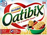 Weetabix Oatibix Cereal 24 Biscuits (Pack of 4, total of 96 biscuits)