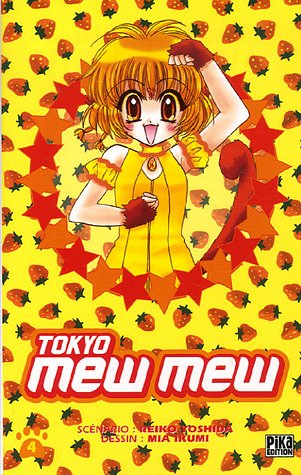 Tokyo Mew Mew Edition simple Tome 4
