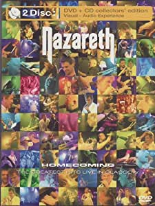 Nazareth - Homecoming - The Greatest Hits Live In Glasgow [2002] [DVD] [2004]