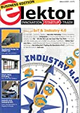 Elektor Business english 5 2017 Industry 4.0 Zeitschrift Magazin Einzelheft Heft