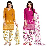 Styles Closet Yellow - Pink Cotton Print...