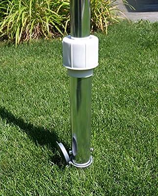 Schneider Bodenhülse für Sonnenschirme von Schneider bei Gartenmöbel von Du und Dein Garten