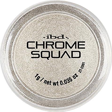 IBD Chrome Squad pigments, 1g, EN ACIER My Thunder