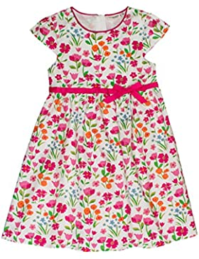 SALT AND PEPPER Mädchen Kleid Dress Blumen Allover Schleife