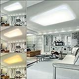 vingo® 60W LED Deckenleuchte Farbwechsel Sternenhimmel Deckenleuchte Moderne Kinderzimmer Wand-Deckenleuchte Badleuchte