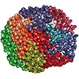 Asian Hobby Crafts Flower Making Glitter Pollens (Pack of 10)
