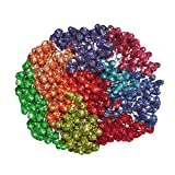 #8: Asian Hobby Crafts Flower Making Glitter Pollens (Pack of 10)