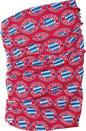 FC Bayern München Multifunktionstuch Logo