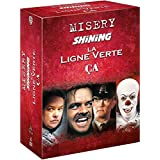 Stephen King: Misery + Shining + La ligne verte + Ça
