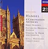 Handel:4 Coronation Anthem
