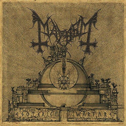 Mayhem: Esoteric Warfare (Deluxe Digipack) (Audio CD)