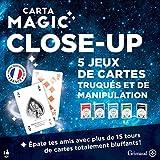 Grimaud Coffret DE 5 Jeux de Magie Close-Up, 410200