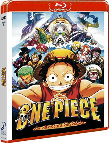 One Piece. Película 4. La Aventura Sin Salida. Blu-Ray [Blu-ray]