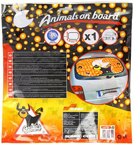 Sumex-Aob150T-Animal-On-Board-Parasole-Posteriore-Toro-100X50-cm