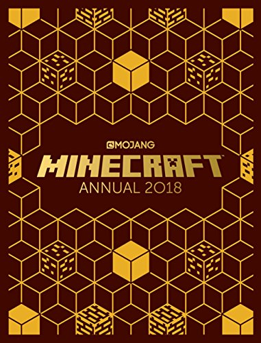The Official Minecraft Annual 2018: An official Minecraft book from Mojang di Mojang AB