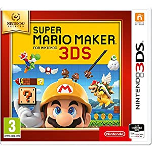 Games Nintendo Selects – Super Mario Maker (Nintendo 3DS)