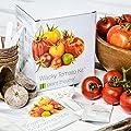 Plant Theatre Kit Wacky Tomatoes - 6 fantastischen Sorten zum Anbauen, ein großartiges Geschenk von Plant Theatre bei Du und dein Garten