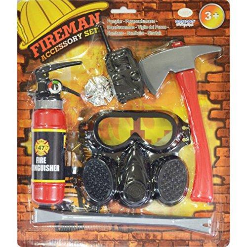 Bambini Pompiere Kit Accessori Costume Set