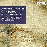 Bach, J.S.: Cantatas, Vol. 4 - Bwv 16, 65, 153, 154