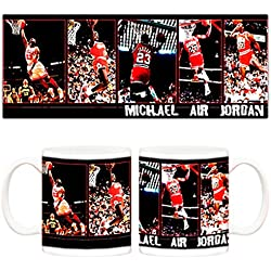 Taza Michael Air Jordan NBA