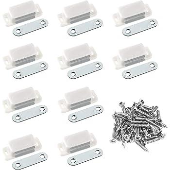 navaris 10x schrank magnet magnetschn pper. Black Bedroom Furniture Sets. Home Design Ideas