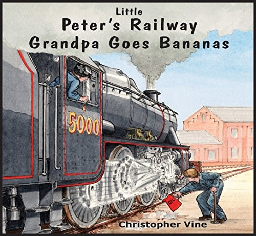 Peter's railway: Grandpa goes Bananas