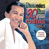 Songtexte von Diomedes Díaz - 30 grandes éxitos, volumen 2