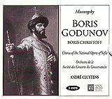 Mussorgsky Boris Godunov Boris Christoff