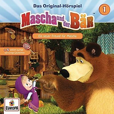 Ein Neuer Freund für Mascha (Mascha i Medwed)