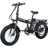 99a2725b9eda4 Tucano Bikes Monster 20. Vélo électrique 20 • moteur   500 W-48 V ...